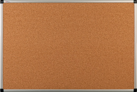 Tablica korkowa w ramie aluminiowej B1 100×200 cm