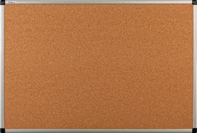 Tablica korkowa w ramie aluminiowej B1 90×120 cm