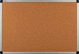 Tablica korkowa w ramie aluminiowej B2 90×120 cm