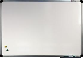 Tablica biała lakierowana w ramie aluminiowej B2 90×120 cm