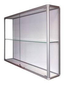 Witryna wisząca drzwi uchylne wys. 78x szer. 126x gr. 25
