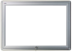 Gablota zewnętrzna Oxford magnetyczna 84x124 cm