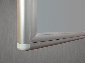 Gablota Oxford z panelem bocznym magnetycznym 84x139