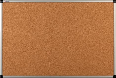 Tablica korkowa w ramie aluminiowej B1 100×200 cm (1)