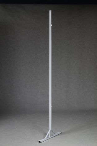 Słupek (noga) do parawanu stacjonarnego h=160cm (1)