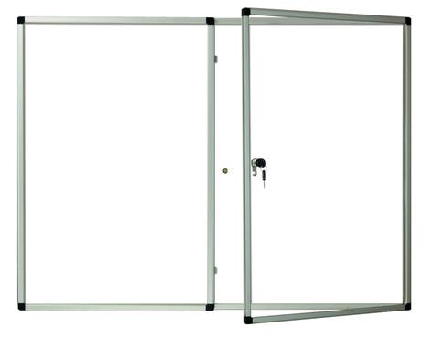Gablota wewnętrzna Lisbona -L1 magnetyczna 90x120  2- drzwiowa (1)