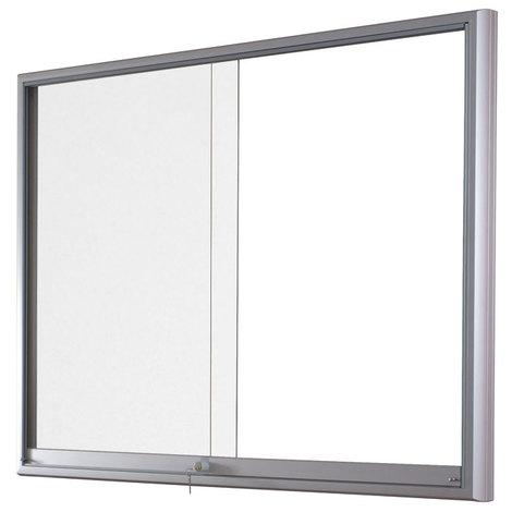 Gablota Casablanka Magnetyczna-drzwi przesuwane 106x186 (24xA4) (1)