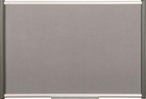 Tablica tekstylna (szara) Rama Vito 100x200 cm (1)