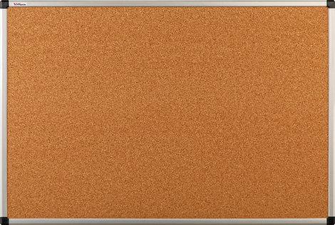 Tablica korkowa w ramie aluminiowej B1 100×170 cm (1)