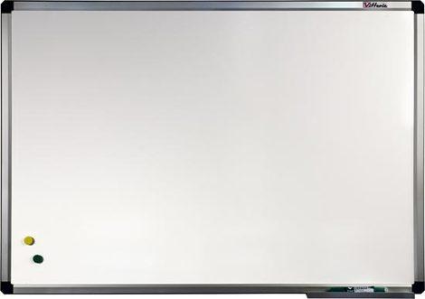 Tablica biała ceramiczna w ramie aluminiowej B2 100x170 cm (1)