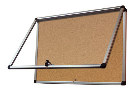 Gablota wewnętrzna Lisbona -L2 korkowa 68x115 cm (10xA4) (1)
