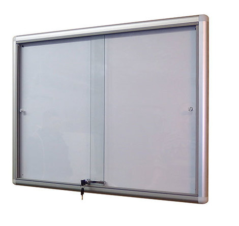 Gablota Dallas eco Magnetyczna-drzwi przesuwane 74x77 (6xA4) (1)