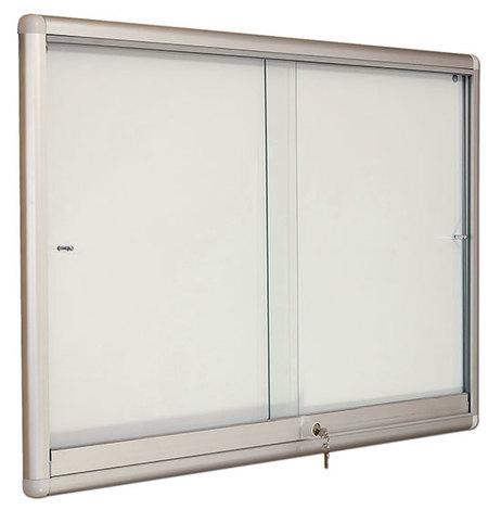 Gablota Dallas Magnetyczna-drzwi przesuwane 106x164 (21xA4) (1)