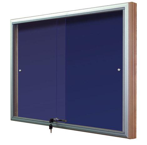 Gablota Casablanka eco tekstylna-drzwi przesuwane 104x98 (12xA4) (1)