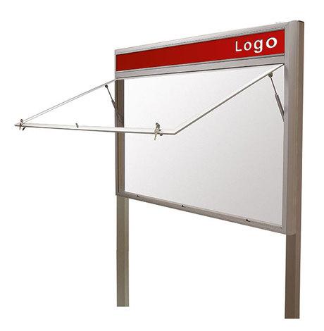 Gablota Ibiza stojąca magnetyczna z logo 99x144 (1)
