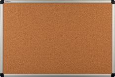 Tablica korkowa w ramie aluminiowej B2 45×60 cm