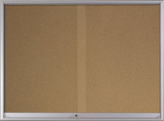 Gablota Casablanka korkowa-drzwi przesuwane 76x120 (10xA4)