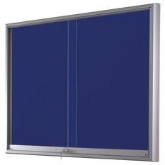 Gablota Casablanka tekstylna-drzwi przesuwane 106x142 (18xA4)