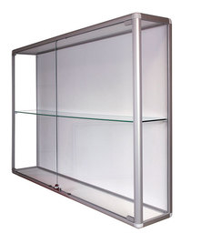 Witryna wisząca drzwi uchylne wys. 78 x szer.166 x gr.25