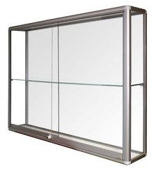 Witryna wisząca drzwi przesuwane wys. 80 x szer. 160 x gr. 25
