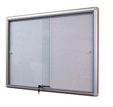 Gablota Dallas eco Magnetyczna-drzwi przesuwane 104x142 (18xA4)