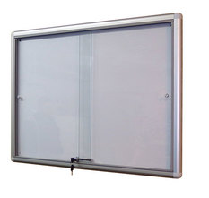Gablota Dallas eco Magnetyczna-drzwi przesuwane 104x164 (21xA4)
