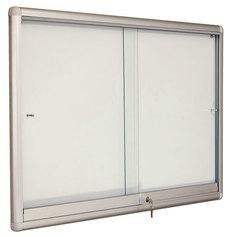 Gablota Dallas Magnetyczna-drzwi przesuwane 76x77 (6xA4)