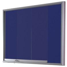 Gablota Casablanka tekstylna-drzwi przesuwane 80x100 cm