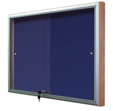 Gablota Casablanka eco tekstylna-drzwi przesuwane 74x120 (10xA4)