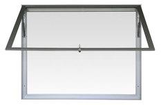 Gablota Aspen magnetyczna 103X164 (21xA4) drzwi z pleksi